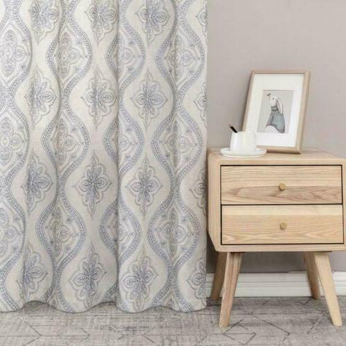 Embroidered Textured Room 2