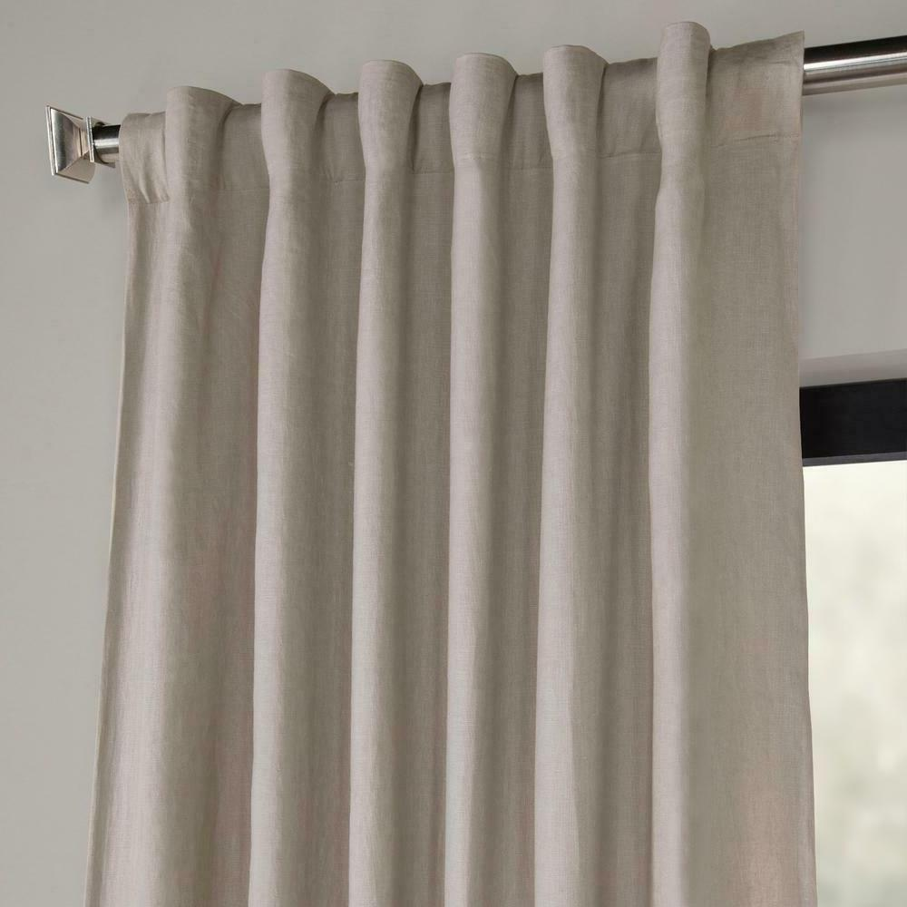 Exclusive Fabrics & Earl Grey French Linen One in x