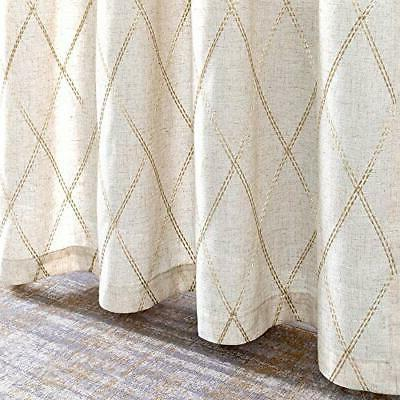 jinchan Linen for Embroidered