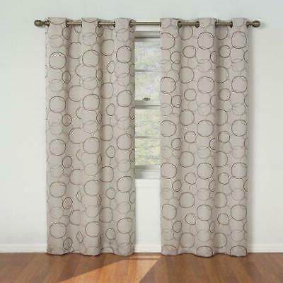 meridian thermal insulated single panel grommet top
