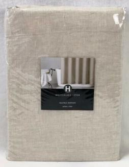 "Hotel Collection Linen 72""x 72"" Shower Curtain Bedding"