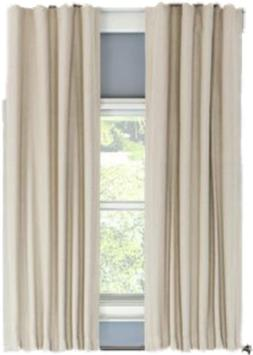 Threshold Aruba Blackout Curtain Panel - Linen 63x50